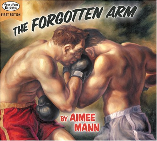 GRAMMY-winning package - The Forgotten Arm by Aimee Mann