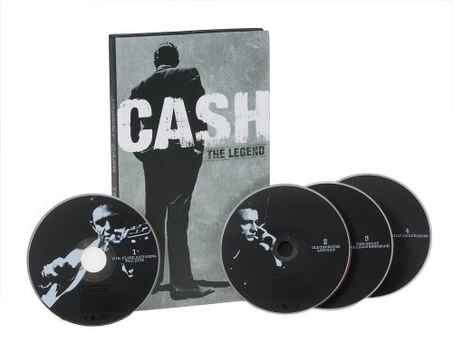 The Legend - Johnny Cash (consumer pkg)