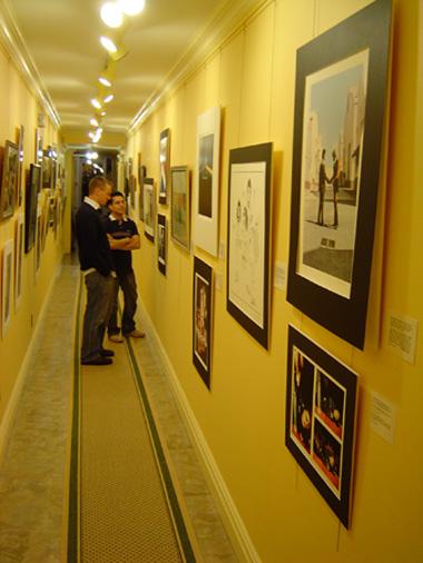 RockPoP Gallery Event - December 2005